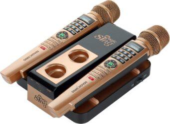 Magic Sing E5+ Karaoke Set