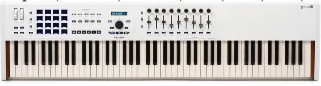 Arturia KeyLab 88 MkII 88-Key Keyboard