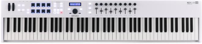 Arturia KeyLab Essential 88-Key Keyboard Controller