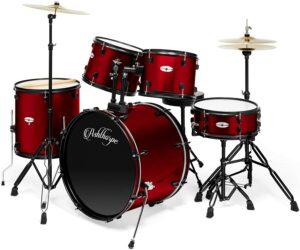 Ashthorpe 5-Piece Complete Drum Kit