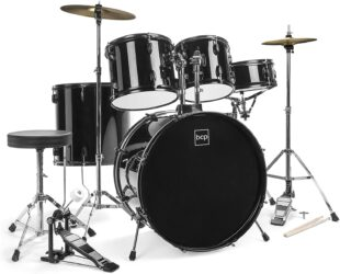 Best Choice Products 5-Piece Full Size Drum Kit