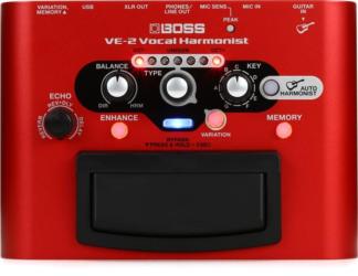 Boss VE-2 Portable Vocal Processor