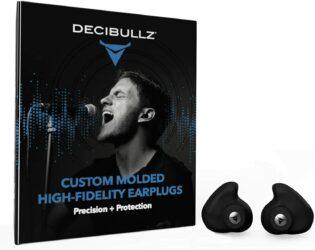 Decibullz Custom Molded Professional Filters