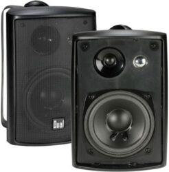 Dual Electronics LU43PB 3-Way Speakers