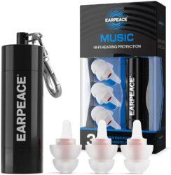 EarPeace Concert Ear Plugs