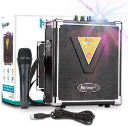 HIKEP Portable Karaoke Machine