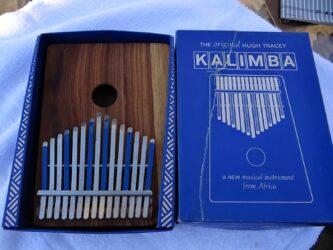 Hugh Tracey Alto Kalimba
