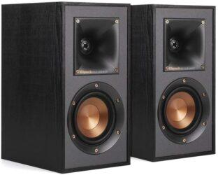 Klipsch R-41M Bookshelf Home Speakers