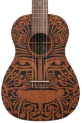 Luna Tribal 6-String Ukulele