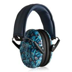 Muted Designer Hearing Protection for Kids