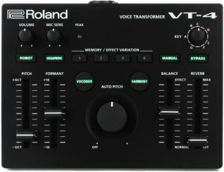 Roland VT-4 Voice Transformer & Effects Processor