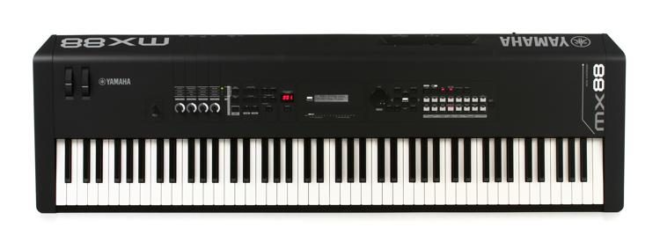Yamaha MX88 88-Key Weighted Action Music Synthesizer