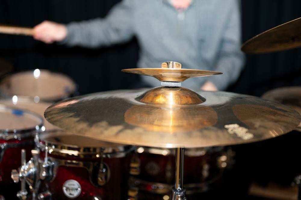 drum kit cymbal