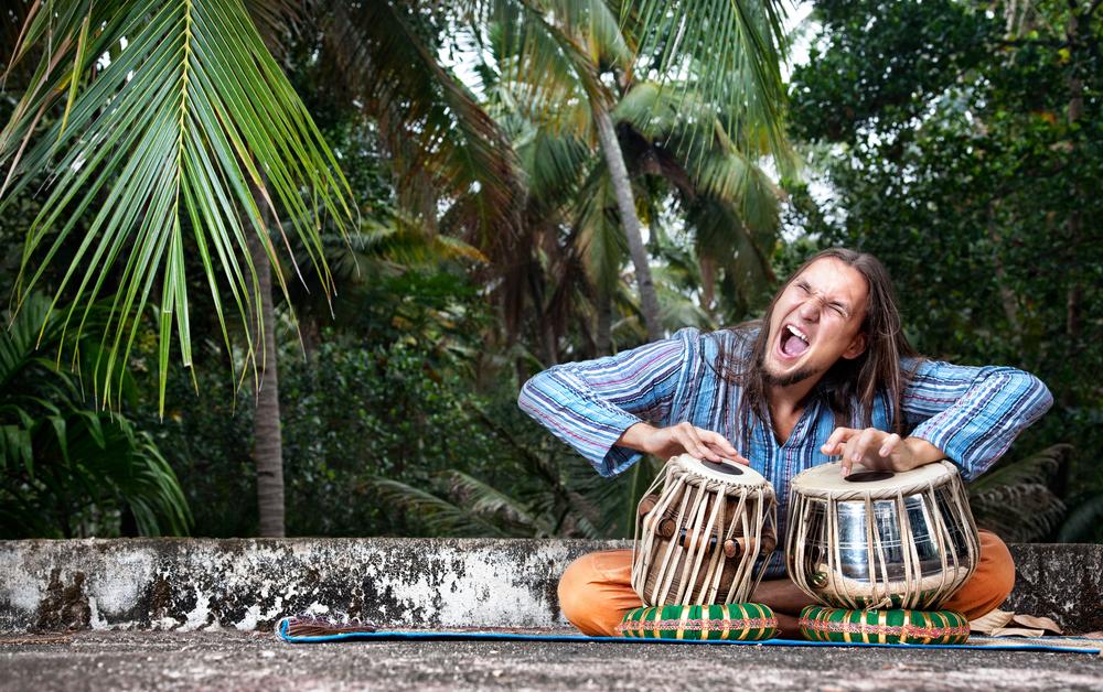 tabla drummer